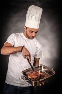 Ein Koch
